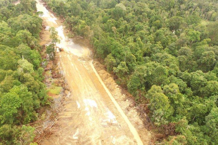 1.200 hektare kawasan konservasi di Ketapang terancam rusak