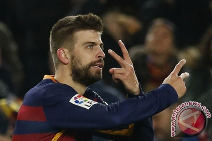 Barcelona raih Piala Super setelah taklukkan Sevilla