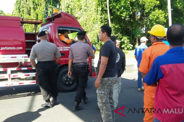 Segelintir sopir truk tangki halangi distribusi BBM