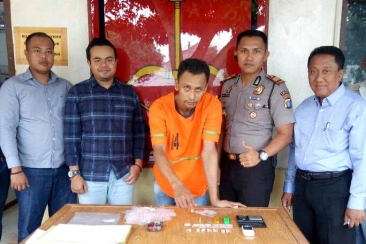 Polisi lumpuhkan bandar sabu di Simalungun