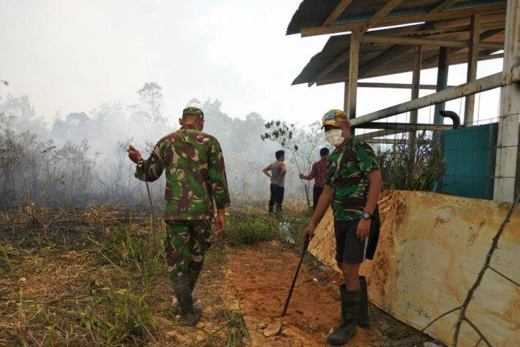 7 Desa di Kapuas Hulu rawan Karhutla