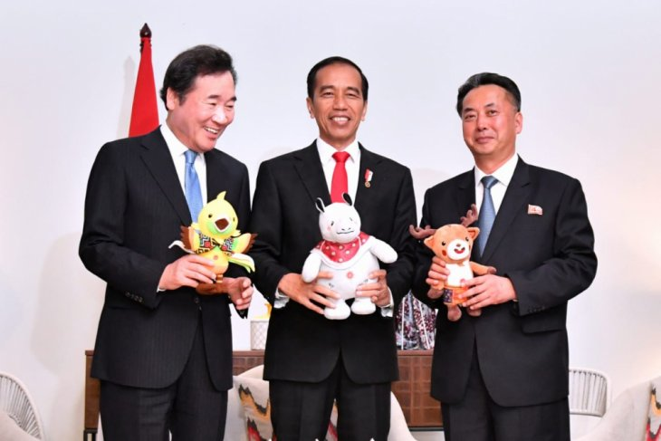 Asian Games - Indonesia consistently supports peace on Korean Peninsula