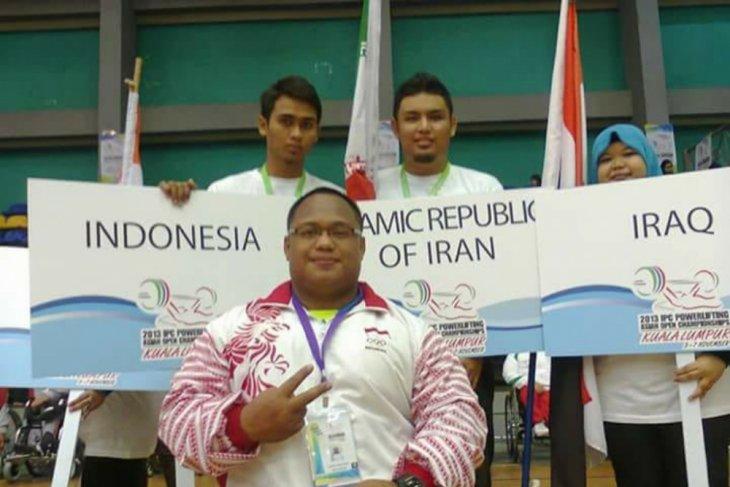 Atlet  Paralympic Kalsel kirim surat untuk Jokowi