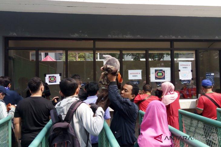 20.000 tiket online Indonesia-Taipei ludes