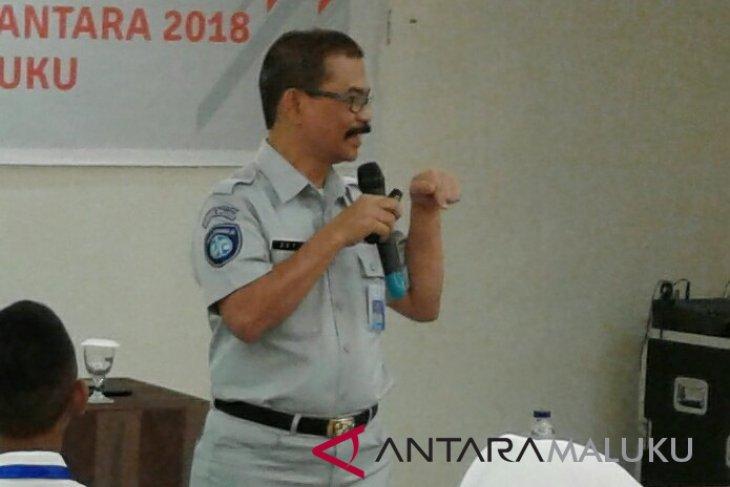 PT. Jasa Raharja Cabang Maluku terapkan Sivera