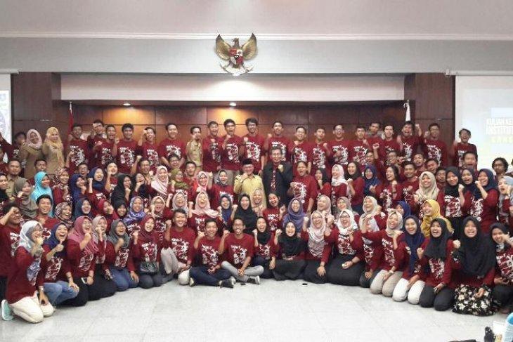 Gubernur sambut baik mahasiswa KKN-T IPB