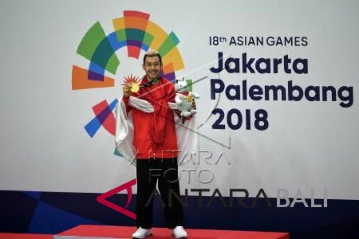 Kamis pagi, perolehan medali Asian Games 2018 untuk Indonesia tembus 30 emas