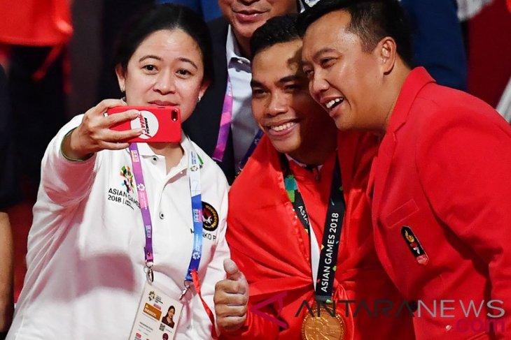 Menpora ingatkan atlet pencak silat junjung sportivitas dan persaudaraan