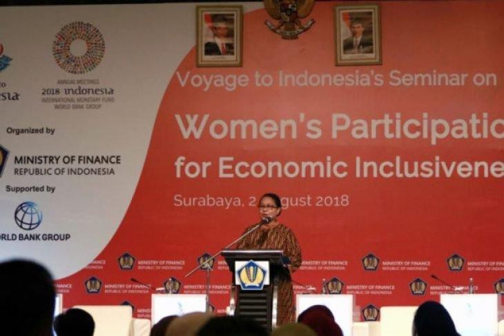 Menteri PPPA: posisi-status perempuan masih hadapi hambatan