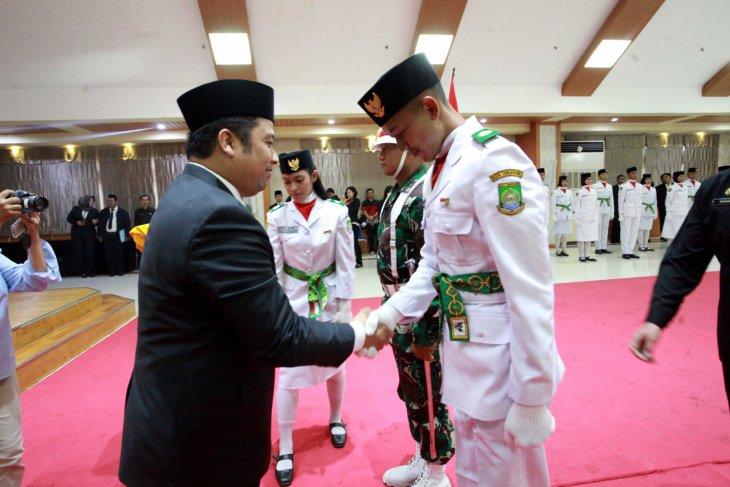 Arief Berharap Pelaksanaan Pengibaran Bendera Hingga Tingkat RW
