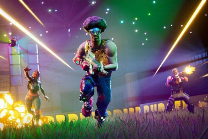 Remaja AS meraih tiga juta dolar dalam turnamen video game Fortnite