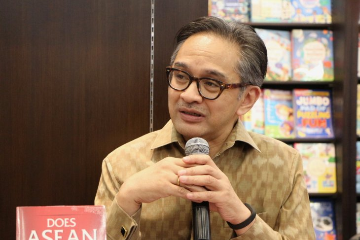 Former Indonesian foreign minister recognizes Taiwan`s economic contribution to ASEAN