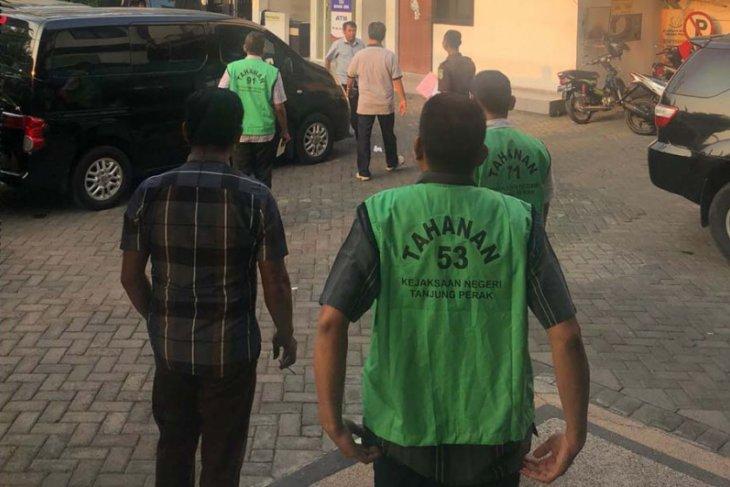 Polresta Denpasar limpahkan mantan sekjen ormas ke Kejari