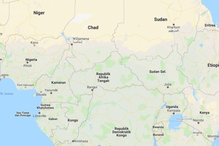 Ledakan di markas militer Guinea Ekuatorial tewaskan 15 orang