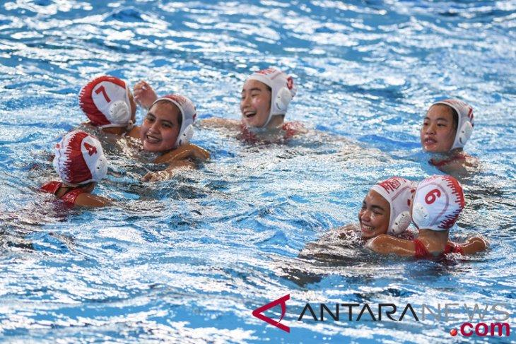 Asian Games (water polo) - Kazakhstan beats South Korea in first match