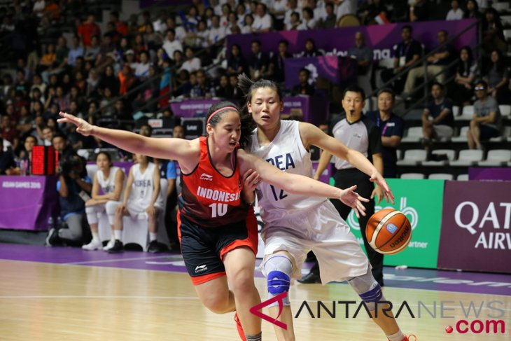 North and South Korean basketball teams unite to face Indonesia