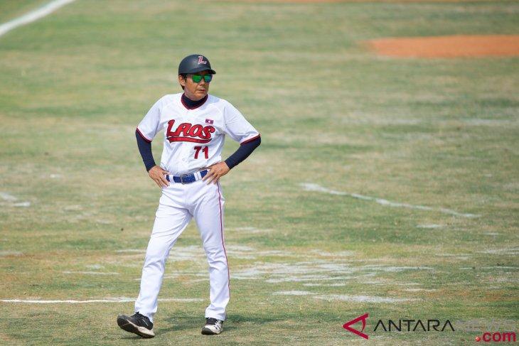Asian Games (baseball) - Sri lanka defeats Laos by 15-10