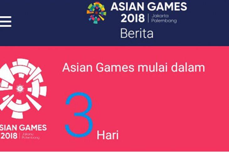 Asian games - Wapres nyatakan Indonesia capai prestasi tertinggi selama AG