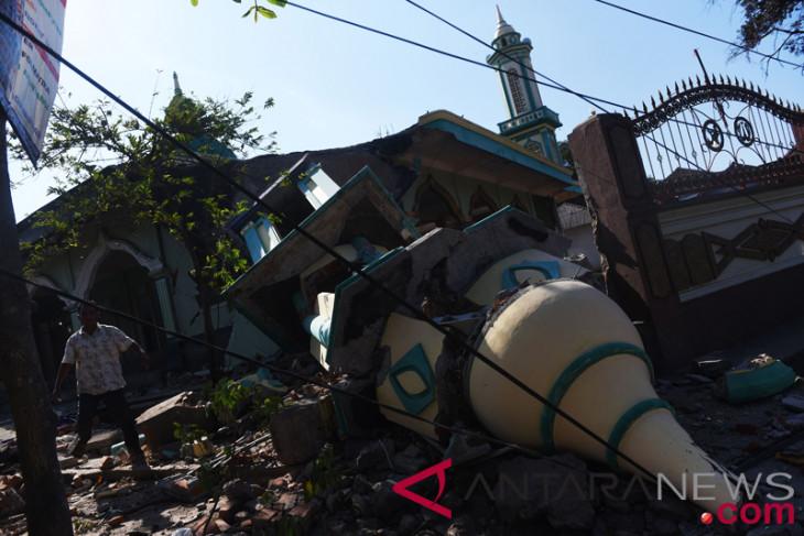 West Nusa Tenggara again jolted by magnitude-5.5 earthquake