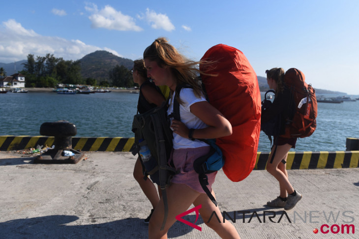 Ministry prepares recovery program for tourist sites in lombok