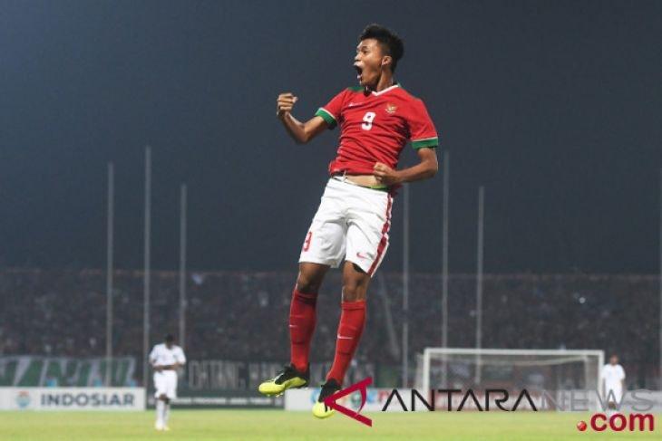 Indonesia berhasil kalahkan Timor Leste pada pertandingan Piala AFF U16