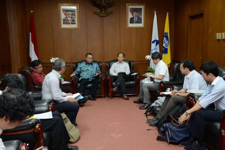 President NIES jajaki kerja sama lagi dengan IPB