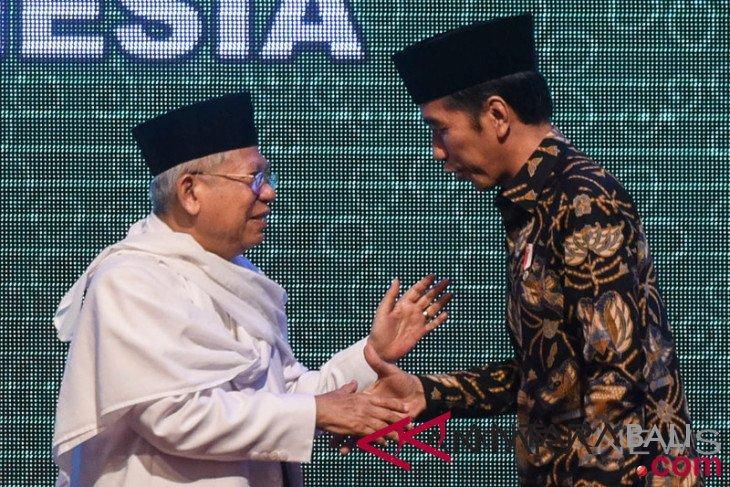 Relawan Jokowi deklarasikan dukungan di Bali