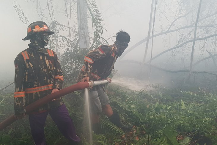 Kabut asap Kalbar, kasus ISPA di Kubu Raya naik drastis