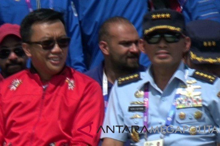 KSAU permudah atlet peraih medali masuk TNI