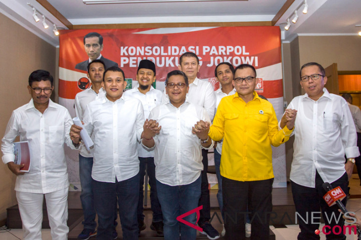Jokowi's campaign team to be dissolved on Friday
