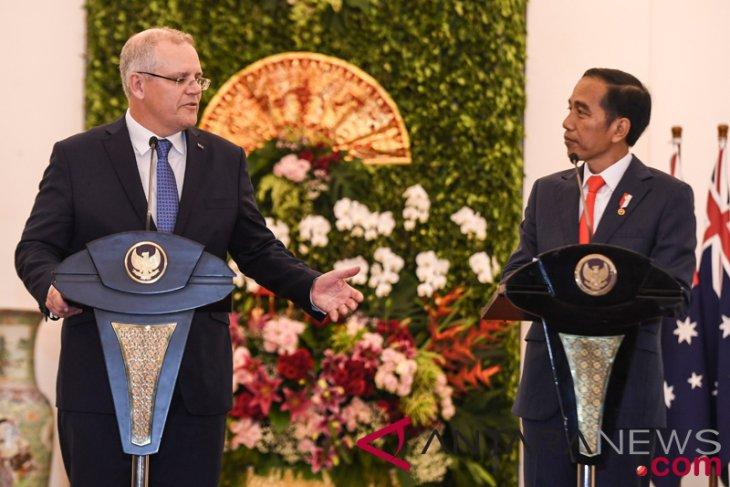 Indonesia, Australia reach agreement on IA-CE:PA
