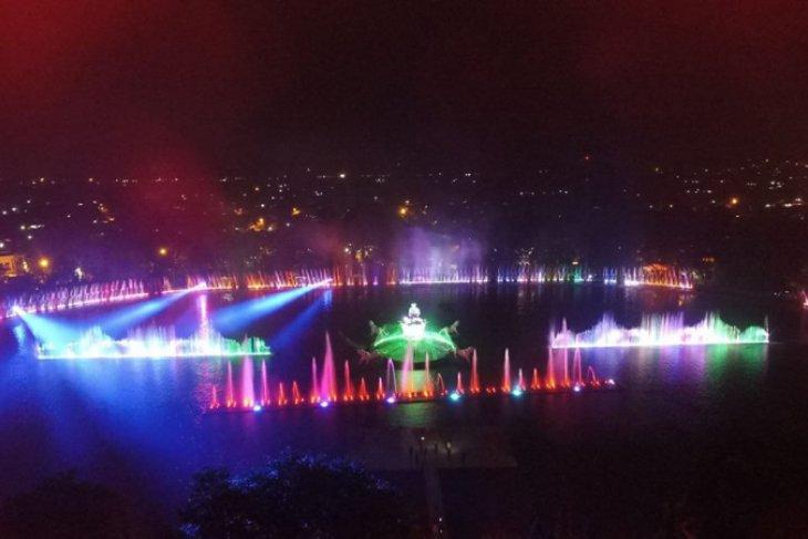 Taman Sribaduga dibenahi sambut obor Asian Games