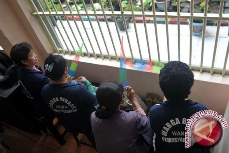 30 narapidana pilihan Rutan Putussibau akan melakukan bakti sosial