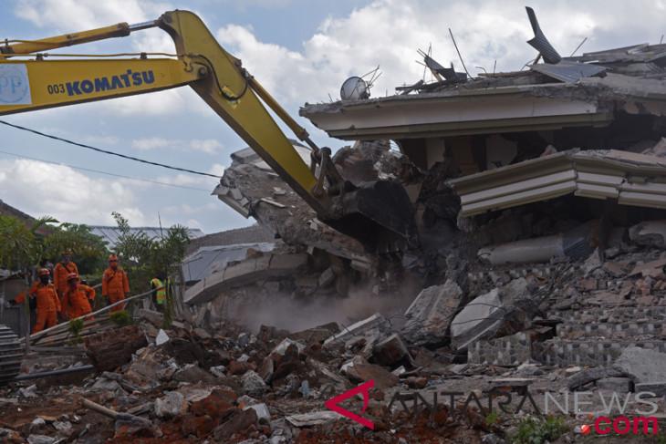 Lombok quake damages over 4,300 buildings