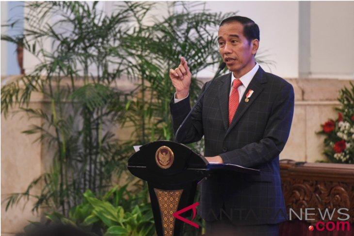 President Jokowi meets Catholic bishop conference