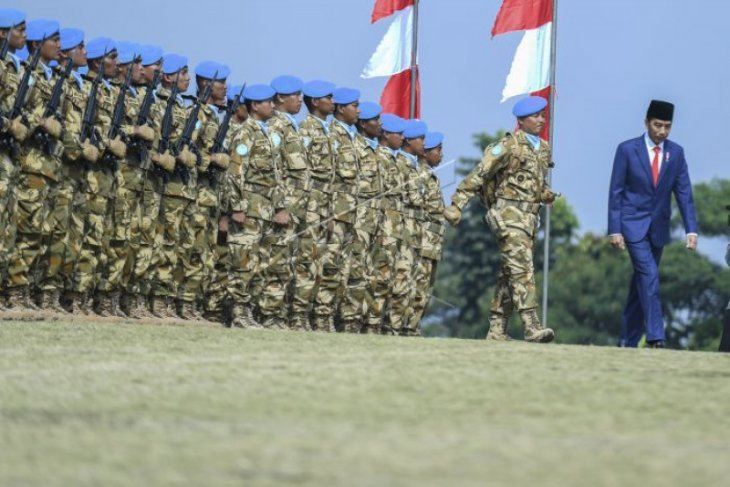 PBB kutuk serangan yang tewaskan seorang pasukan perdamaian RI di Kongo