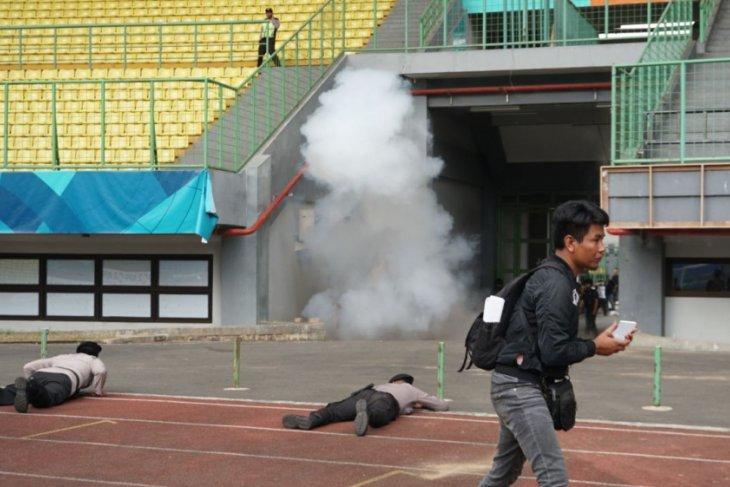 Polrestro Bekasi perketat keamanan Stadion Patriot
