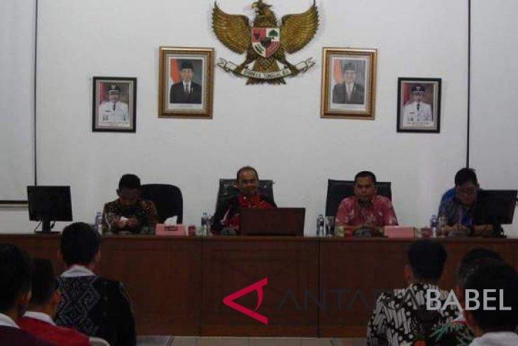 Wabup harapkan Finalis Mister Indonesia promosikan Bangka
