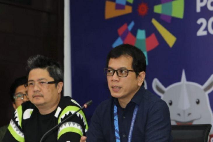 Upacara pembukaan Asian Games, persiapannnya 1,5 tahun