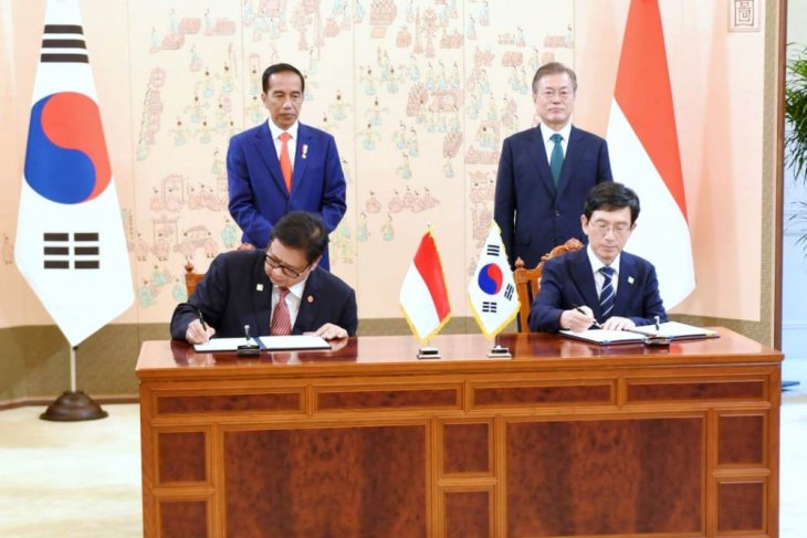 South Korea to invest US$446 million in Indonesia