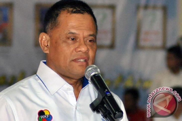 Gatot Nurmantyo tidak hadiri pemberian bintang jasa di Istana