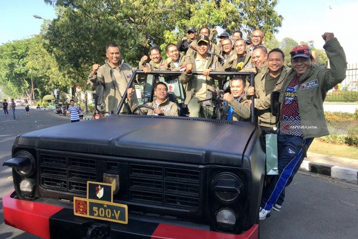 Bencana di Sulteng, Pangdam V/Brawijaya Siap Berangkatkan Pasukan
