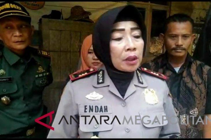 Pelaku perdagangan manusia Sukabumi diburu