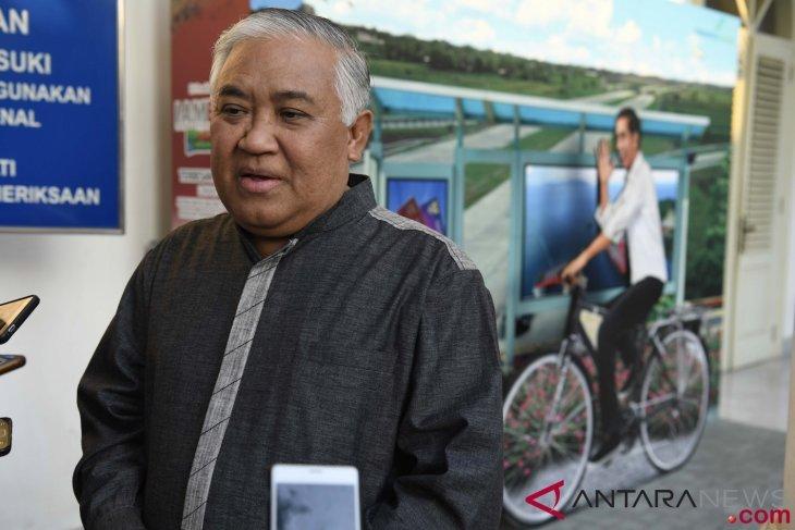 Din Syamsuddin: Pemeriksaan Amien Rais bisa picu kegaduhan politik