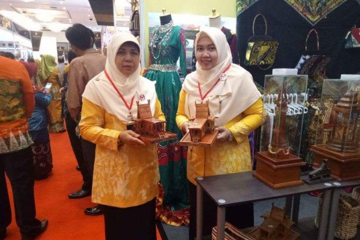 HSS promosikan kerajinan lokal di pameran KriyaNusa 2018