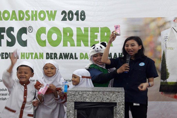Launching FSC Corner 2018