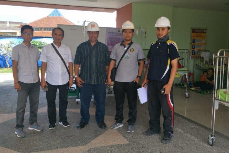 Gedung Berkonstruksi Sarang Laba-Laba Di Lombok Aman