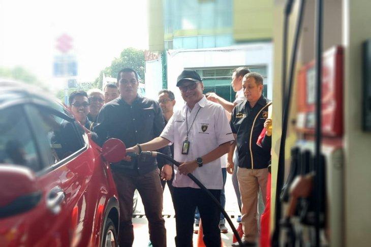 Kasus penyuntikan tabung gas bersubsidi diungkap