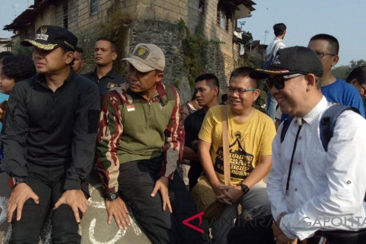 Pemkot Bogor libatkan partisipasi masyarakat benahi Ciliwung