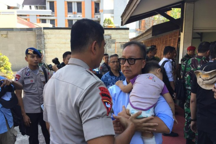 News Focus - Indonesian government moves swiftly in handling Gonggala  quake victims